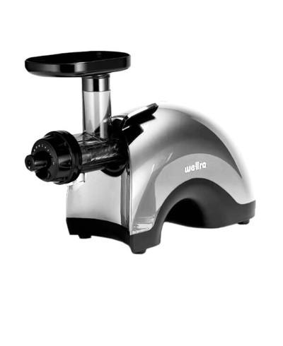 Wellra TGJ Extractor a baja velocidad plateado